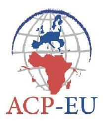 Starnieuws : Districtsraad van Nickerie is blij met de ACP steun