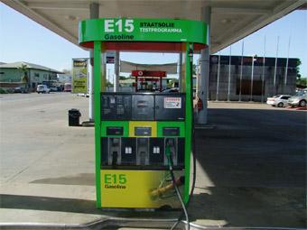 Starnieuws - Staatsolie 'rijdt' op E15