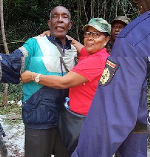 bos Suriname